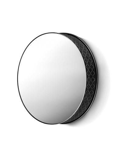 The Mia Ayna 37 Cm - Siyah Siyah